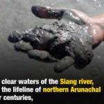 【インド】川の水が真っ黒に!上流で「中国」が産業廃棄物を垂れ流している! [海外]