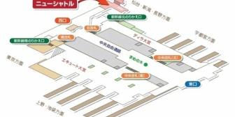 友達が大宮駅で迷子になってかなり待ち合わせに手こずった。大宮駅ってそんなに難しいか??