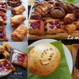 『冬期限定②デニッシュペストリー&シチューパン①デニッシュ食パン&ナポリビザ』の画像