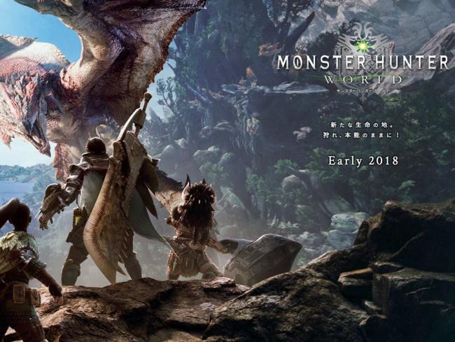 『「モンスターハンター:ワールド」スペシャル公開生放送にて国内初実機プレイが公開、新情報のまとめ』の画像