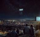 【夜空を見上げると…】ロシア企業、人工衛星で夜空に広告を映し出す計画を発表www