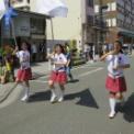 2015年横浜開港記念みなと祭国際仮装行列第63回ザよこはまパレード その61(横浜市立みなと総合高等学校吹奏楽部・チアダンス部)