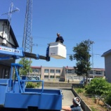 『2016年 5月28日 アンテナ工事:弘前市・三和』の画像
