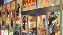 全国初!ローソン、「けいおん!」とのコラボ店舗が本日オープン!外観はもちろん店内BGMまで「けいおん!」一色!