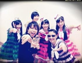 ももクロとTMR西川貴教ファン同士がバトル!