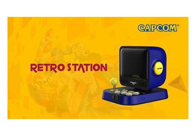 CAPCOM、新ハード発売