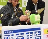 """【阪神】北條、""""キャンプ男""""返上へ!今年は花粉症対策バッチリ"""
