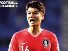 韓国代表ピンチ!? 中盤の大黒柱キ・ソンヨンが負傷でアジアカップ終了・・・