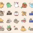 【FF14】「Pusheen」とコラボした可愛い猫のiMessageステッカーがAppStoreにて配信開始!