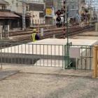 『南海高野線・堺東駅の列車扱室、ついに解体工事完了 跡地は土台のみに、柵も新設』の画像