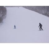 『インターアルペン 夏油初滑りスキーキャンプ参加者募集』の画像