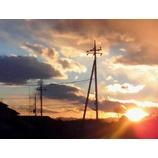 『今日もきれいな夕陽』の画像