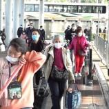 『【新型コロナウィルス】「8日から中国本土からの入境者は隔離に」』の画像
