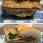 『魅力的な惣菜パン『ロゼ』』の画像