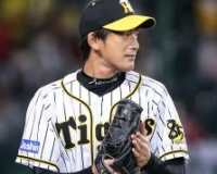 【朗報】阪神能見(41)さん、最速148キロの真っすぐを主体に1イニングをピシャリ