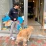コメpapabubble青山店へ