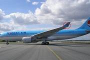 ナッツリターン大韓航空今度は当て逃げリターンする…ヤンゴン空港で小型機と接触