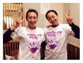 【フィギュアスケート】浅田舞、真央と約束の焼肉!おそろいソチTシャツ写真も!
