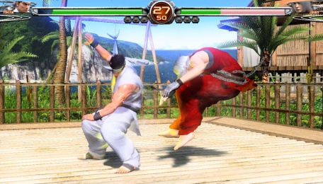 Virtua Fighter5 Final Showdown攻略