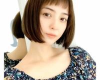 佐々木希、「前髪短くした」オンザ眉毛のヘアスタイルに絶賛の声 「真の美人だ…」