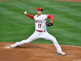 【MLB】大谷翔平が5勝目 7回1失点100K到達 自ら先制タイムリー 【THE GAME】