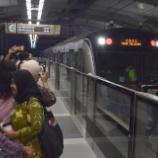 『【ジャカルタ地下鉄】MRTJ試乗会に行ってきた③』の画像