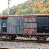 『保存貨車 小坂鉄道ワフ28000形ワフ28003』の画像