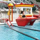 『水量1万トンの水遊び!「としまえん」でプール貸切ウォーターイベント 野外DJパーティーも』の画像