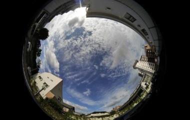 『最近の雲の様子&シュミット10/12(土)臨時休業 2019/10/11』の画像