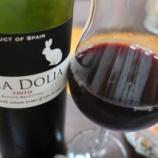 『赤ワイン「Vina Dolia Tinto(ヴィニャ・ドリア)」とホワイトソースのマカロニグラタン』の画像