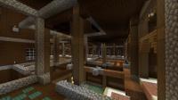森の洋館リフォーム ~ 2階廊下&小さな食堂&3ベッド寝室
