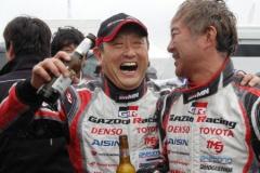 ニュルブルクリンク24時間レースにトヨタの豊田社長が参加、175台中総合37位で完走