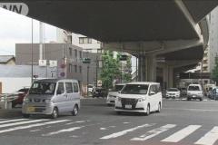 東京、交通事故が激減