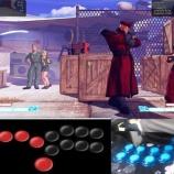 『コントローラーの入力をリアルタイム表示させる「padlight」の使用方法解説』の画像