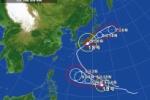 過去最強級の台風18号情報~今後の進路などはこちら~
