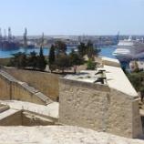 『マルタ旅行記10 要塞にフィットしたエレベーター、バラッカ・リフト(上りは有料)』の画像