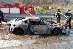 「86でサーキット走ったら全焼した!トヨタが悪い!86は欠陥車!」
