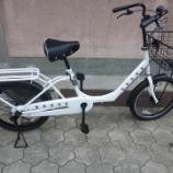 『ウェルビーサイクル ブルク 20インチ 3人乗り対応自転車』の画像