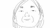 【怖すぎ】ワイらのマッマの顔描こうや(※画像あり)
