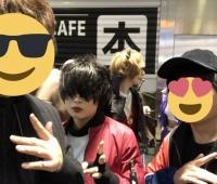 【欅坂46】渋谷ハロウィンに欅ちゃんいたんだけど!?