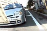 【埼玉】あおり運転「酷すぎ」一部始終 爆音で空ぶかし、急ブレーキも...被害者がドラレコ動画公開