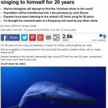『52 孤独なクジラを探して』の画像