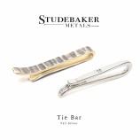 『入荷 | STUDEBAKER METALS Tie Bar Silver』の画像