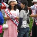 2015年 第42回藤沢市民まつり その65(南口大パレード/海の女王(水越唯仁))