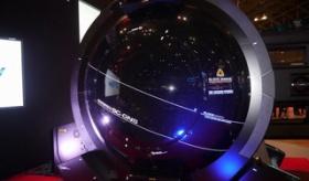 【ゲーム】  めちゃくちゃ かっこいい!! 日本から 未来を予感させる球型アーケード筐体が登場。   海外の反応