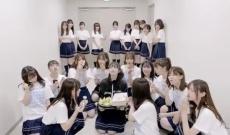 【乃木坂46】3期生がメロンを美味しそうに食べる姿を眺める4期生…