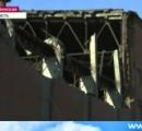 屋根を突き破って降ってきた隕石を奇跡的に神回避した女性