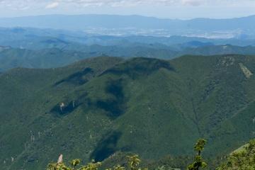 稲村ヶ岳登山