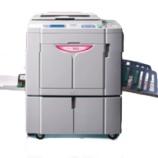 『町会印刷機(リソグラフ)新機種に入替え』の画像