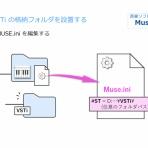 音楽ソフトMuse講座 ~テキストエディタでDTM~